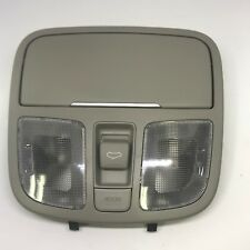928102M000X6 Overhead Console Sunroof Map Lamp For 2008 2011 Genesis Coupe