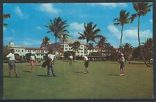 "1961 Koppel ""K� Kard of Boca Raton Hotel & Golf Club Florida Used"