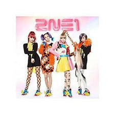 K-pop 2NE1 JAPAN 1ST SINGLE ALBUM - GO AWAY (Ver. B / CD + DVD) (2NE1JS01B)