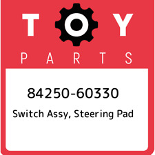 84250-60330 Toyota Switch assy, steering pad 8425060330, New Genuine OEM Part