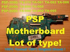 Consola Sony Psp 1000 2000 3000 Lote de tipo Placa Madre Mainboard Reemplazo!