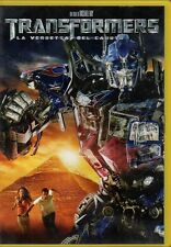 TRANSFORMERS LA VENDETTA DEL CADUTO - DVD (USATO EX RENTAL)