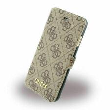 "Guess 4g book case para Apple iPhone 8 4,7"" pulgadas, funda protectora para móvil marrón Brown"