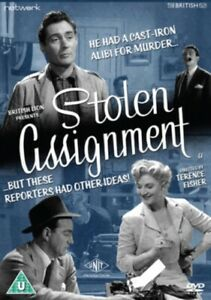 Nuovo The Stolen Assignment DVD