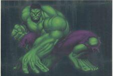 The Incredible Hulk [2003] Gamma Ray Chase Card #3