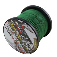 300M 500M Ashconfish Super Strong Dyneema Extreme PE Braided Fishing Japan Line