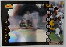 1996 Pinnacle Denny's Hologram Cal Ripken Jr. Baltimore Orioles #2 Baseball Card