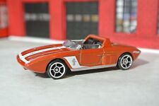 Hot Wheels '62 Ford Mustang Concept - Burnt Orange - Loose - 1:64 - Exclusive