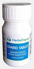DIARID -Ayurveda All Herbal Natural-Manage Healthy Blood Sugar Levels-Supplement