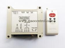 DC12V Motor controller Wireless remote control,Forward,reverse,PWM speed control