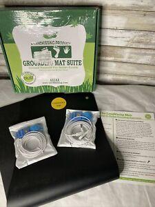 New, LandKissing Grounding Mat Kit for Healthy Earth Energy