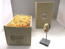 Japanische Maske Hochwertiger Dekoartikel  ArtNr 7545 Statue Höhe 10 cm