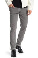 Genuine LEVIS Mens 511 Slim Fit Grey Stretch Denim Jeans LEVI