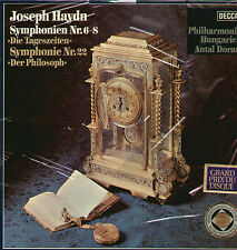 Haydn - Symphonien Nr.6 - 8 Antal Dorati & Philharmonia Hungarica 2 LP Box Set