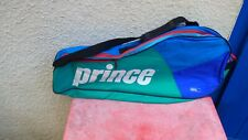 sac de tennis Prince Pro Team  Benetton vintage bag