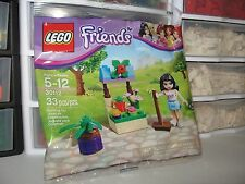 LEGO FRIENDS EMMA'S FLOWER STAND  # 30112 NEW IN  POLYBAG!!