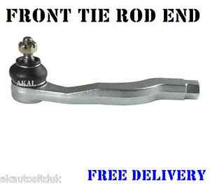 For Honda Civic 87-91 Front Left N/S Tie Rod Track End x1