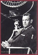 WILLIAM HOLDEN 14 ATTORE ACTOR ACTEUR CINEMA MOVIE - USA Cartolina REAL PHOTO