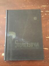 1934 Stephens College Columbia Missouri The Stephensophia Yearbook
