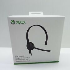 GENUINE Microsoft Xbox One Wired Chat Headset MODEL 1564 (LOOK DESCRIPTION) F500