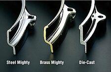 """Tama Drum Hoop : Brass Flanged 12"""" 8-Lug Nickel Plated - MFB128N"""