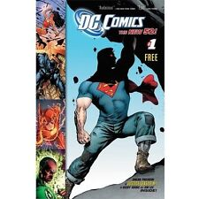 DC Comics: The New 52 #1 Preview - First Print - New 52 [Paperback, DC Comics]