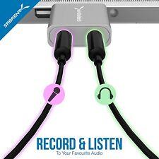 Sabrent USB External Stereo 3D Sound Adapter - SILVER (AU-MMSA)