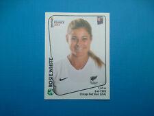 Figurine Panini Women's World Cup France 2019 n.383 Rosie White New Zealand