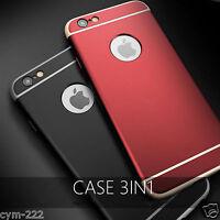 Nouveau Elegant Coque Résistant Luxe Apple iPhone 6 6S Plus Case Cover Noir