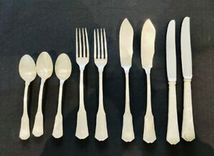 Vintage Tiffany And Co. Flatware