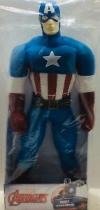"Marvel 30"" Jumbo Captain America Plush Toy Christmas Decor NWT"