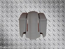 "Harley Davidson Softail 5"" Stretched Saddlebags & LED Brake Light Fender -Deluxe"