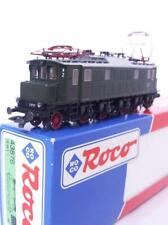 ROCO 43876 HO MARKLIN AC / DIGITAL - DB CLASS E17 ELECTRIC LOCOMOTIVE E17 07