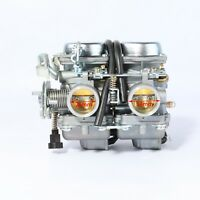 PD26JS Carburetor For 250cc Chinese Regal Raptor Motorcycle Twin Cylinder engine