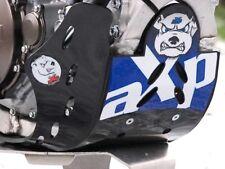 AXP Racing - Yamaha YZ450F 2010-2013 YAMAHA SKID PLATE - BLACK-BLUE