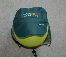 Extremities Hat Super Windy ICE CAP 3 Layer Elgin Gore Tex Green Size Small S