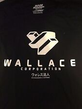 Loot Crate Blade Runner 2049 Womens Extra Large XL T-Shirt Wallace Corporation