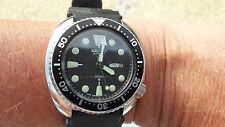 Seiko 6309-7040 turtle watch selten und begehrt hier ab 1.-Euro