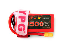 YPG 1500mAH 14.8V 70C 4S Lipo Li-Po Lipoly Battery For RC Helicopter RC Hobby