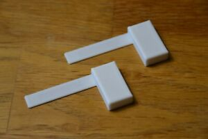 Pack of 4 - KeepItOn Switch Cover Guards. Prevent switches being turned off