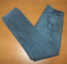 LEVI'S 514 Slim Straight Jeans Size 30x32