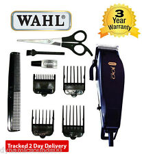 Wahl Mens Haircutting Kit Hair Clippers Trimmers Corded 79233-017 Grooming Kit