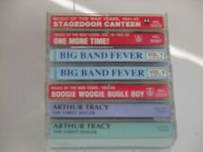 Lot de 7 Stagedoor CANTINE ~ Remember the '40s Big Band + h670