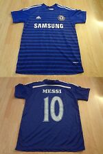 Women's Chelsea Lionel Messi L Adidas ClimaCool Jersey Soccer Futbol Jersey
