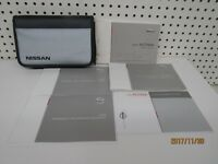 2006 Nissan Altima Owners Manual Set   FREE SHIPPING