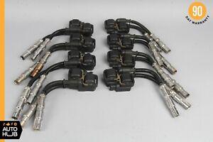 98-06 Mercedes S500 CL500 E500 CLK500 Ignition Coil Pack Set of 8 0001587803 OEM
