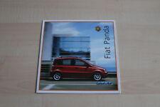 95267) Fiat Panda Prospekt 06/2004