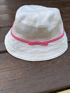 Ralph Lauren Baby Hat 18-24 month floral reversible EUC