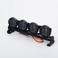 5 Modes Multi-Function Spotlight Light Bar For RC 1/10 1/8 Model Car White