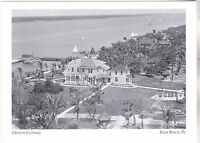 "*Postcard-""Croton Cottage"" (Built 1886)  *Palm Beach, Florida (#254)"